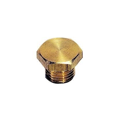 PLUG M/BUITENZESKANT BSP CYL/METR - C: M12x1,25 | 0200 66 00