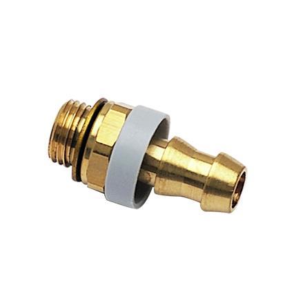 SLANGTULE MET BI-MATERIAAL AFDICHT - DIAM D1 : 9,5MM - DIAM D2 : 16MM - C : G1/4 | 0133 60 13 39