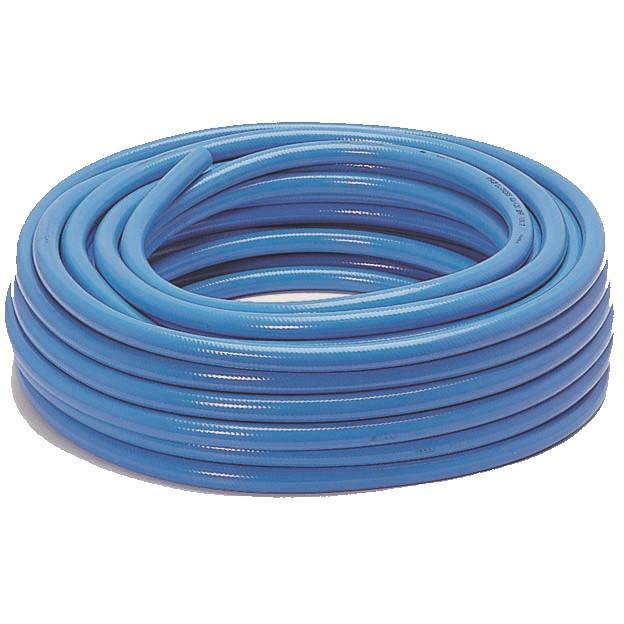 SLANG PVC BLAUW 34X25 ROL 25 MTR.   1025V34 04 25TR