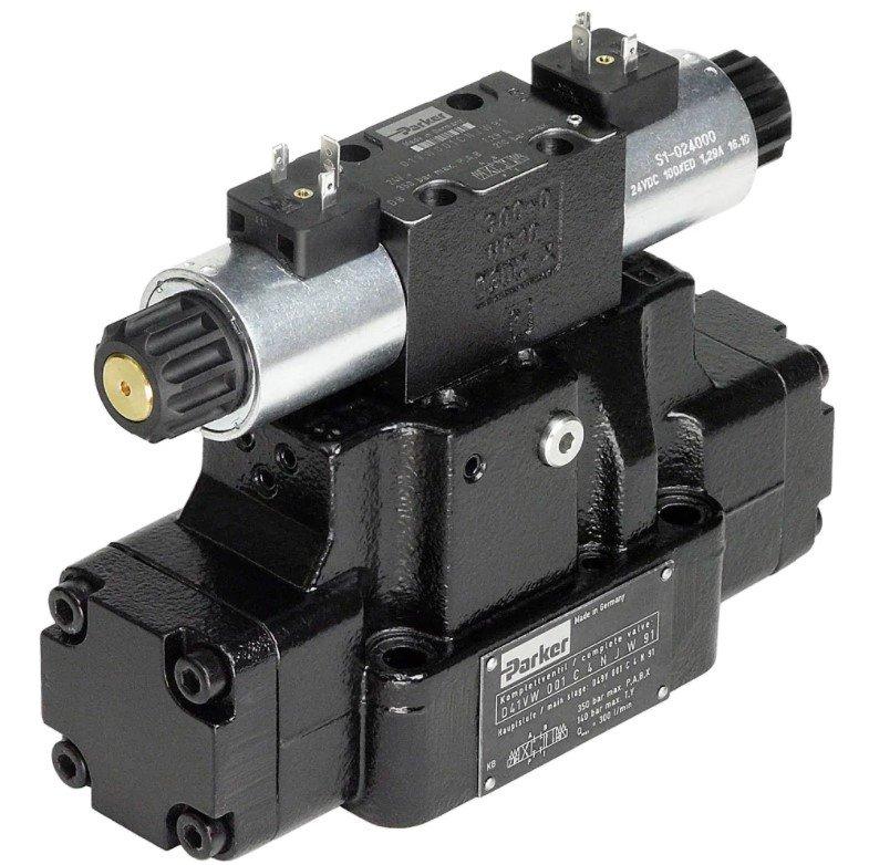 D41VW004C4VTW3A91 DIRECTIONAL CONTROL VALVE