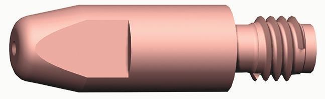 CONTACTTIP 0,8 MM ALUM. M 6 PLUS 25-36 | 141.0001