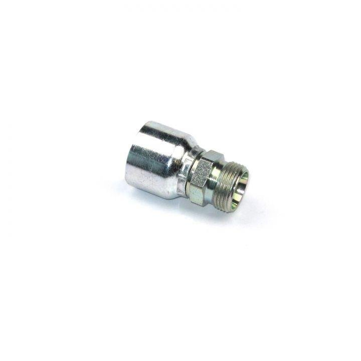 1D048-12-6 Rechte inschr. M18x1.5