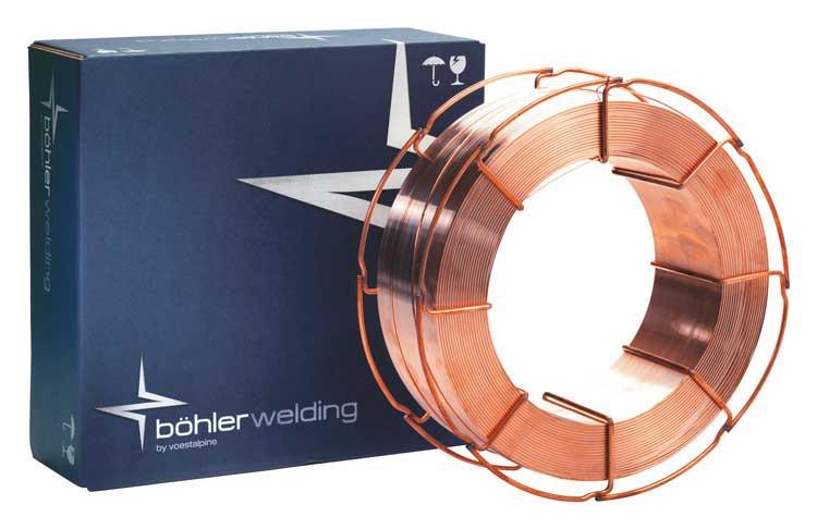 MIG-LASDRAAD BOHLER EMK-8 DIAM. 1.2 MM