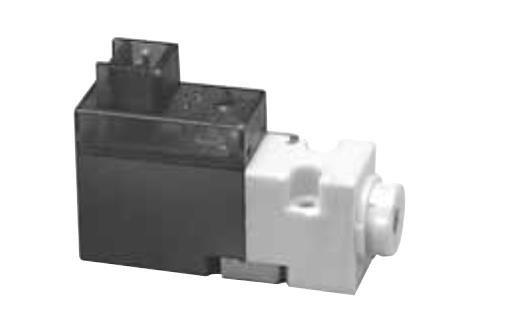 A00SC231P ADEX 3/2 SOLENOID N.C. 24VDC