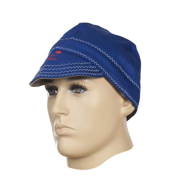 LASPET FR-BLUE CAP MAAT 7 1/2 VLAMVERTRAGENDE STOF