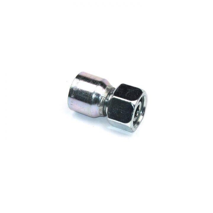 1C948-12-6 Female Metric Swivel S series O-ring -