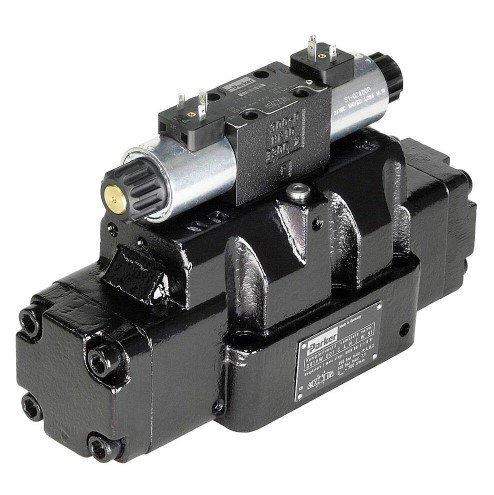 D81VW004C2NJW91 DIRECTIONAL CONTROL VALVE