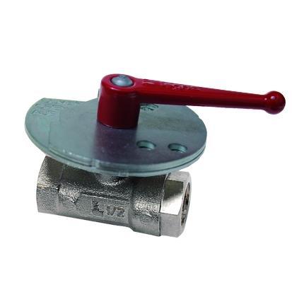 MET ONTLUCHTING VERGRENDELBAAR OP 3 PLAATSEN,BSP C - C : G3/4 - NOMIN. DIAM. : 18MM   0437 18 27
