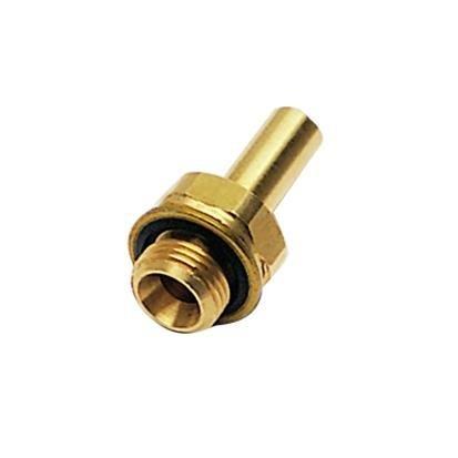 STEEL NIPPEL BUITENDRAAD BSP CYL - DIAM D : 6MM - C : G1/4 | 0128 06 13 39