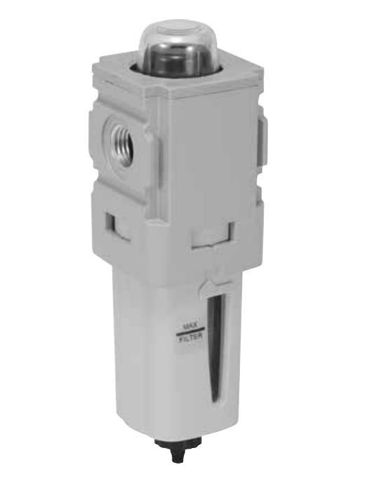 P31 COALESCING FILTER G1/4  0.01µ + DPI
