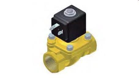 221G16-2995-4818653D G3/4 NC 2/2 230VAC 0-10B NBR NEUTR. MED