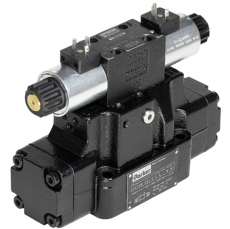 DIRECTIONAL CONTROL VALVE D41VW001C4NKW91