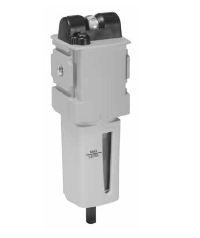P32 COALESCING FILTER G1/2  0.01µ METAL BOWL HANDM. AFTAP