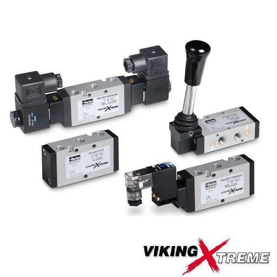P2LBX512ESMXB572  5/2 SOL SPR EV15 110VDC MOB