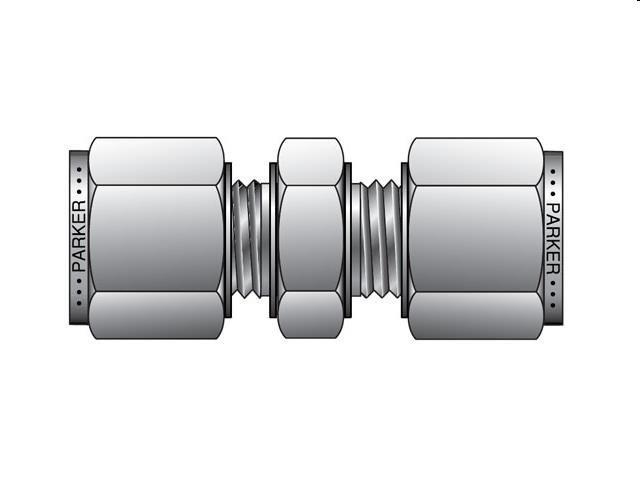 A-LOK KOPPELING SCM6  6X6MM ( SS-6M0-6 )