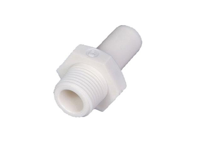 LIQUIFIT STEM ADAPTER D6 MALE 1/8BSPT STAND   6521 06 10WP2